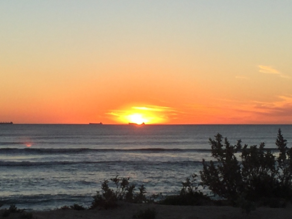 Sunset at Geraldton