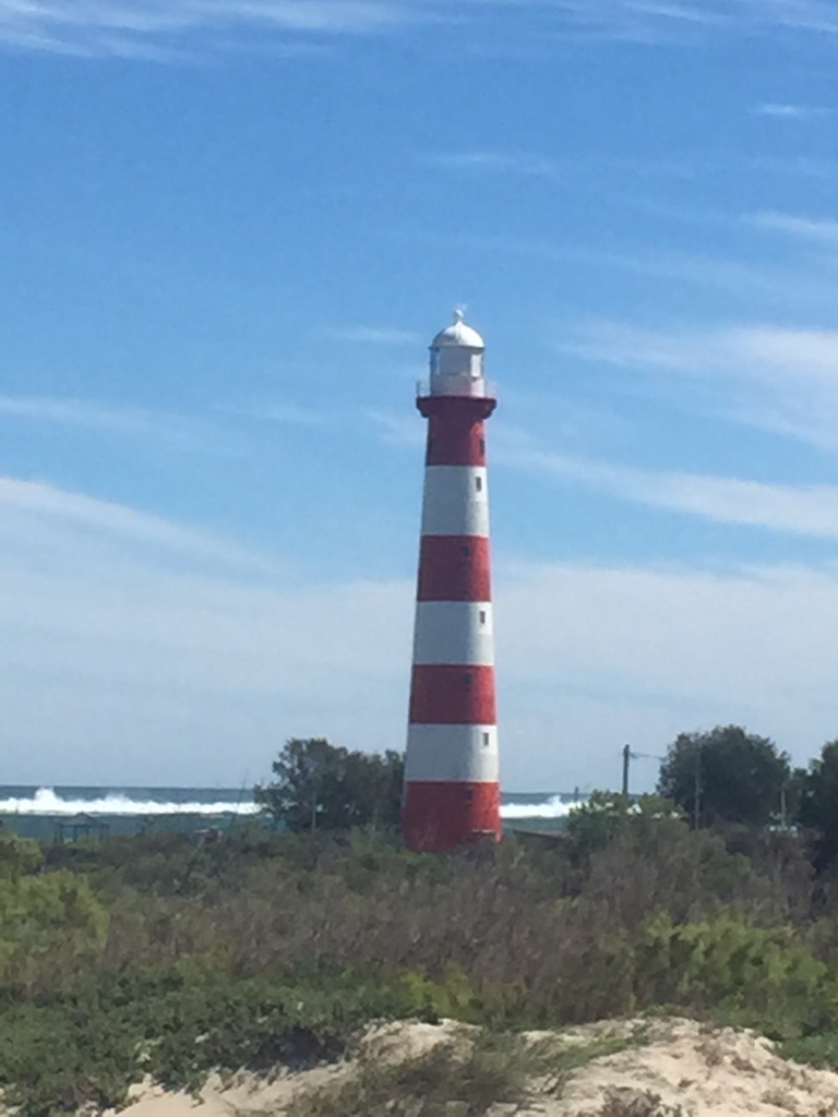 The lighthouse at Geraldton