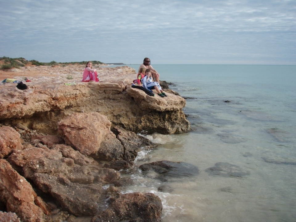 Swimming at South Gregories