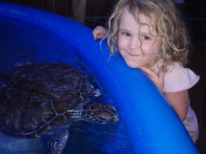 Bianca Loved the Turtles