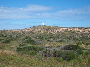 Point Quobba light house