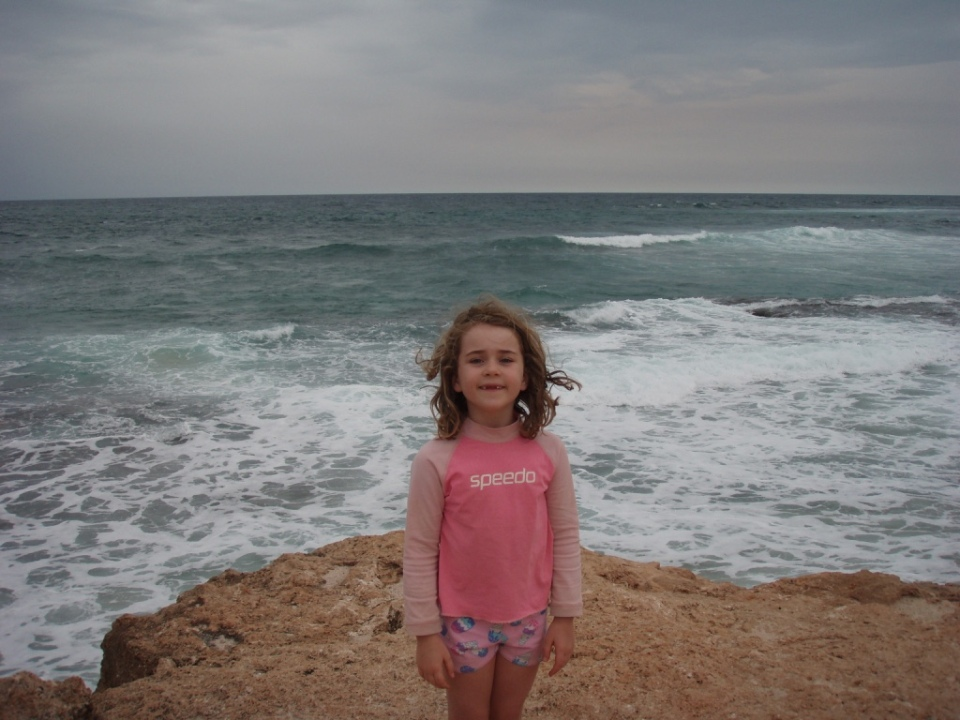 Holly at Gnaraloo