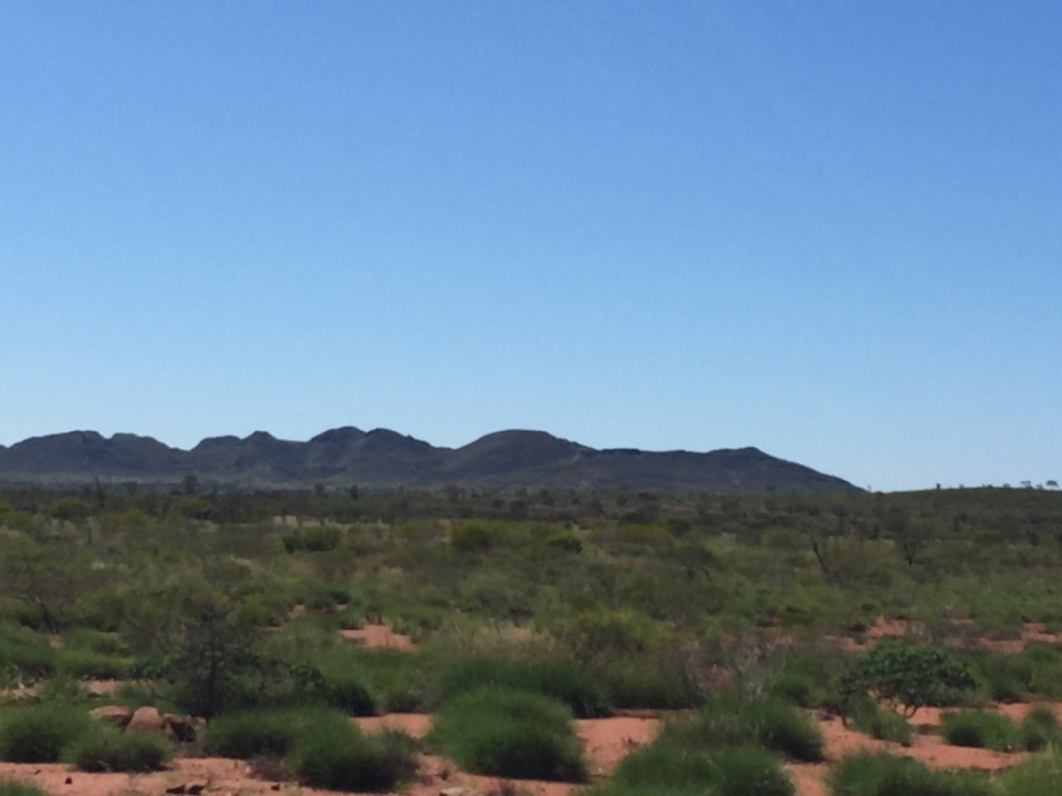 Hammersley Ranges