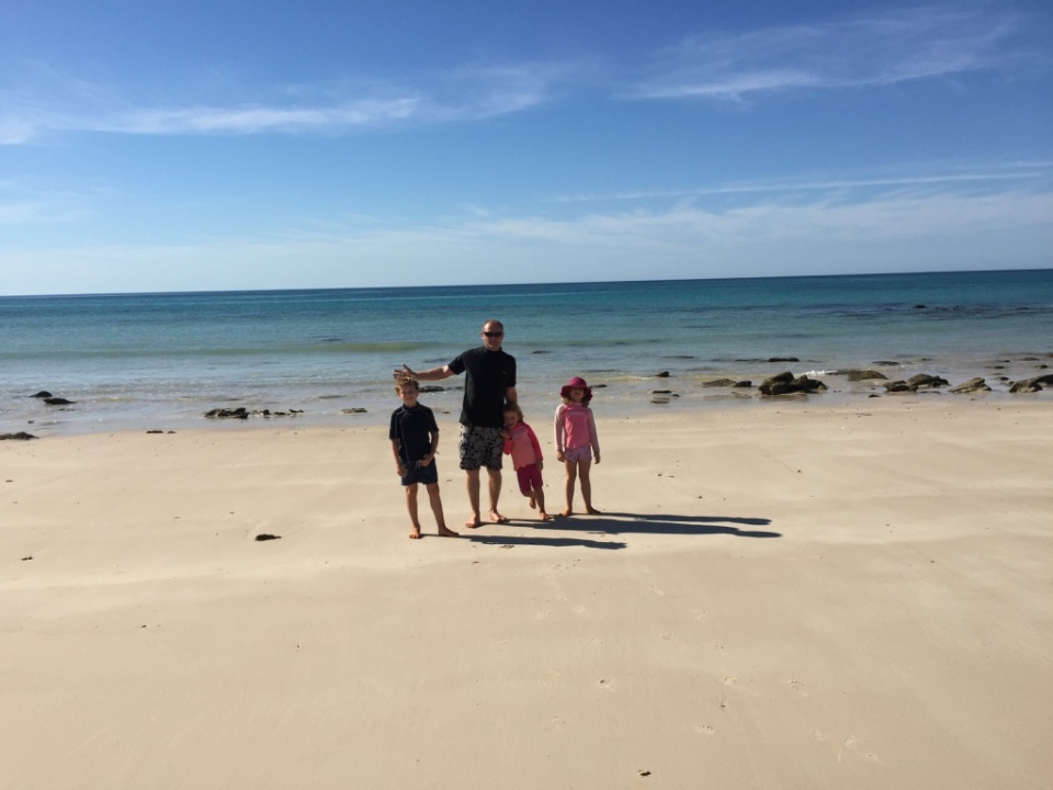 East Beach Cape Leveque