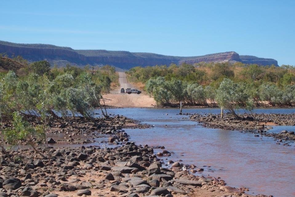 Pentecost River