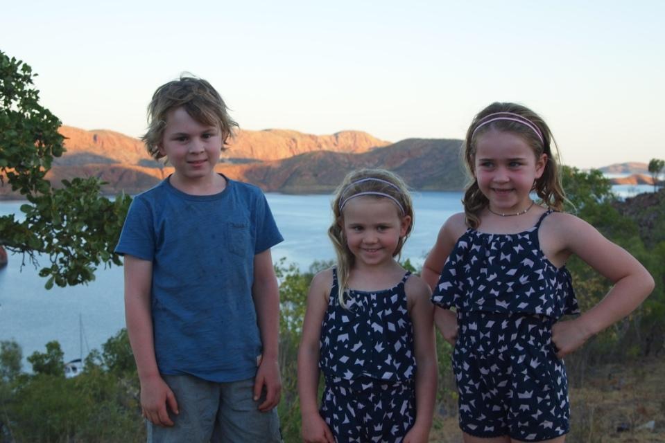 My three gorgeous kids