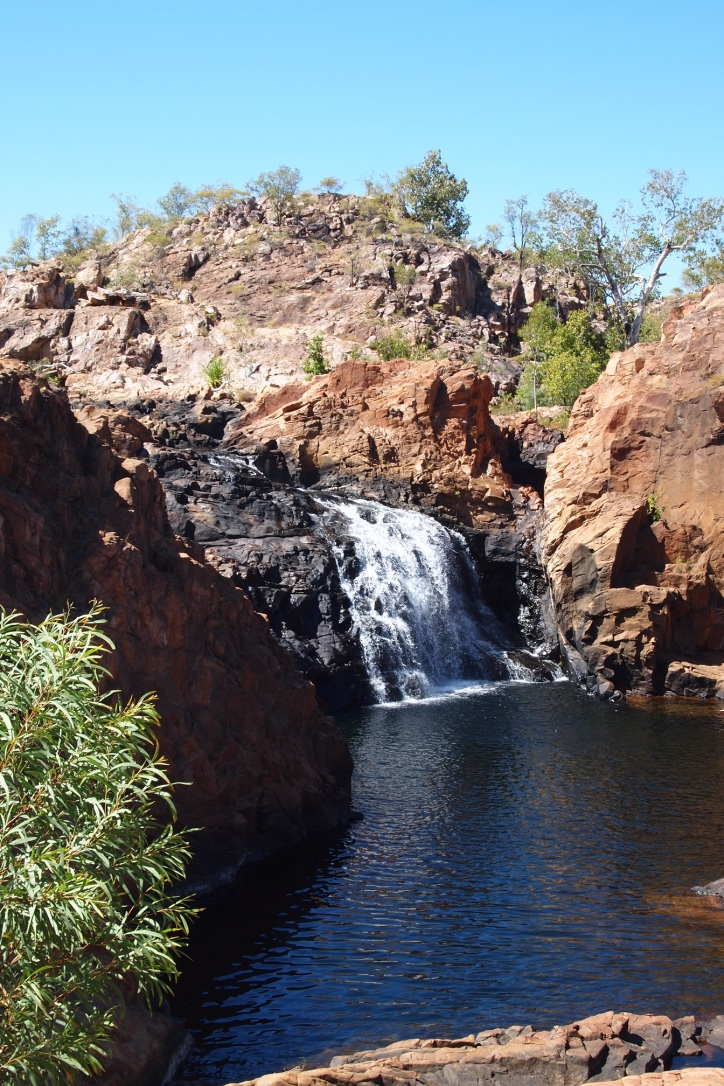 Sweet water Falls Nitmiluk