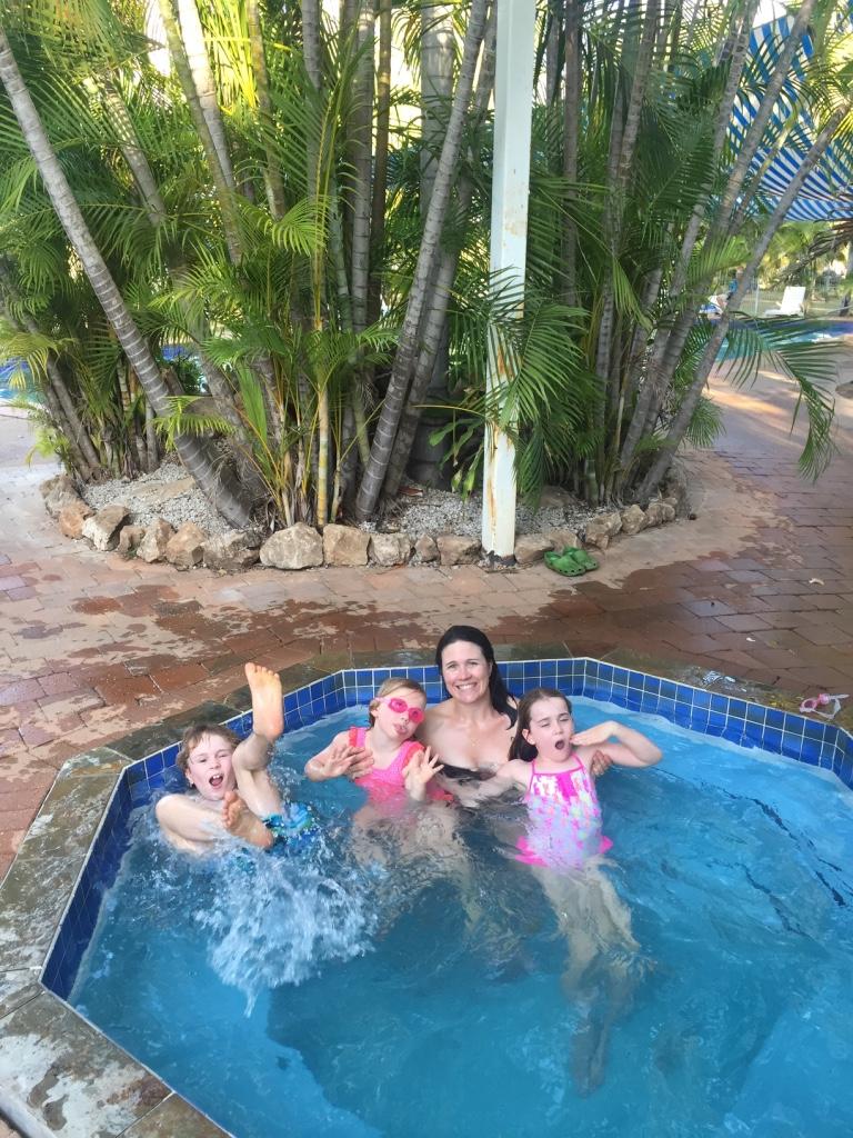 The spa at Katherine Big4
